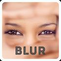 画像を自動で「ぼかし」指でなぞった部分が元に戻る-BLUR- icon