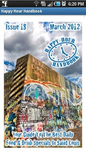 Happy Hour Handbook - screenshot thumbnail