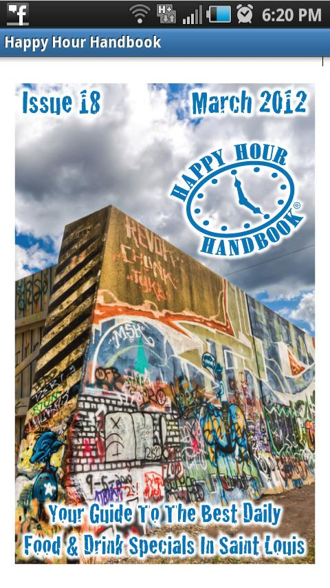 Happy Hour Handbook - screenshot