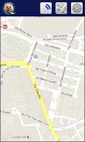 Screenshot of Bucharest Offline Map & Metro