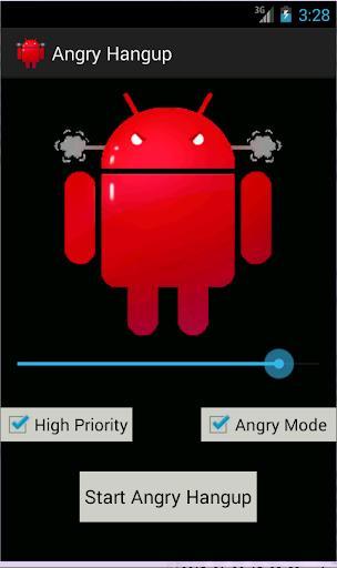 Angry Hangup