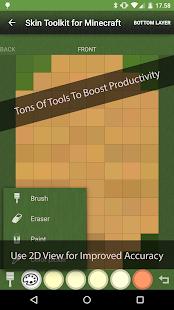 Skin Toolkit for Minecraft - screenshot thumbnail