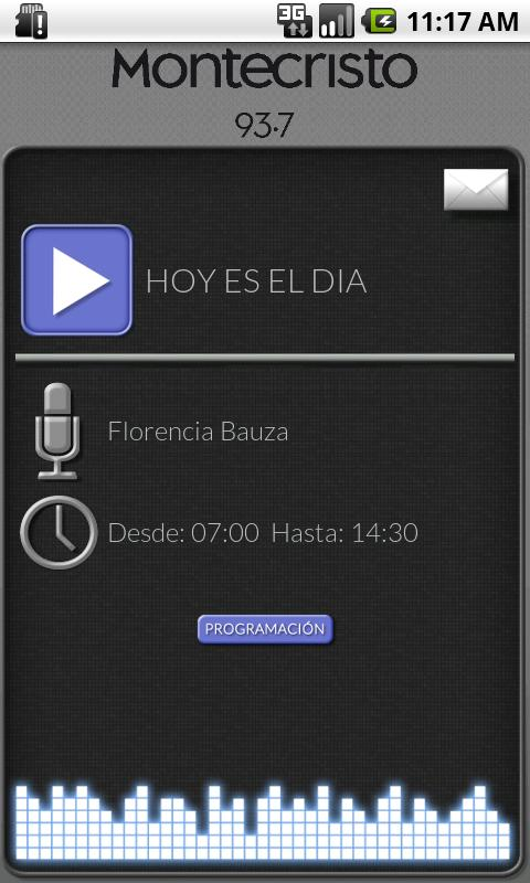 Radio Montecristo - screenshot