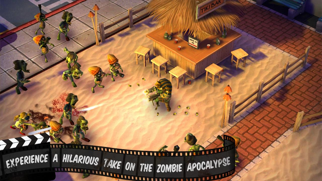 Zombiewood – Zombies in L.A! screenshot #2