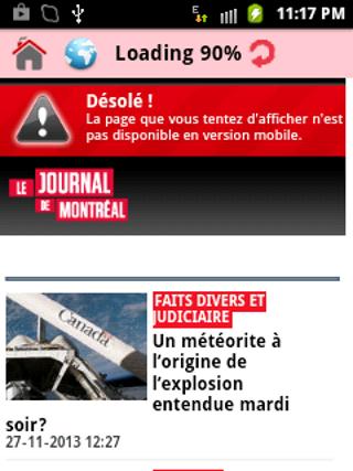 Canada News | Latest News - screenshot