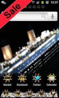 Screenshot of Titanic GO Launcher EX Theme
