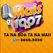 Rede Mais 100.7 FM