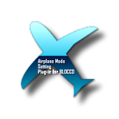 BLOCCO Airplane Mode plug-in
