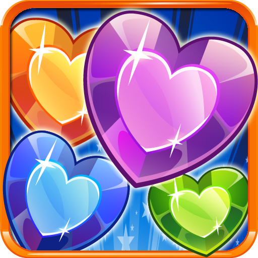 Jewels Hearts 街機 App LOGO-APP試玩
