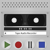 Tape Audio Recorder
