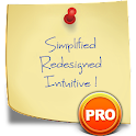 Sticky Notes Pro ! icon