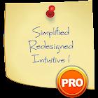 Sticky Notes Pro ! icon