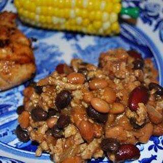 Turkey Bean Bake