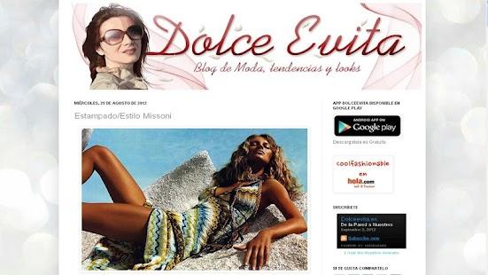 DolceEvita- screenshot thumbnail