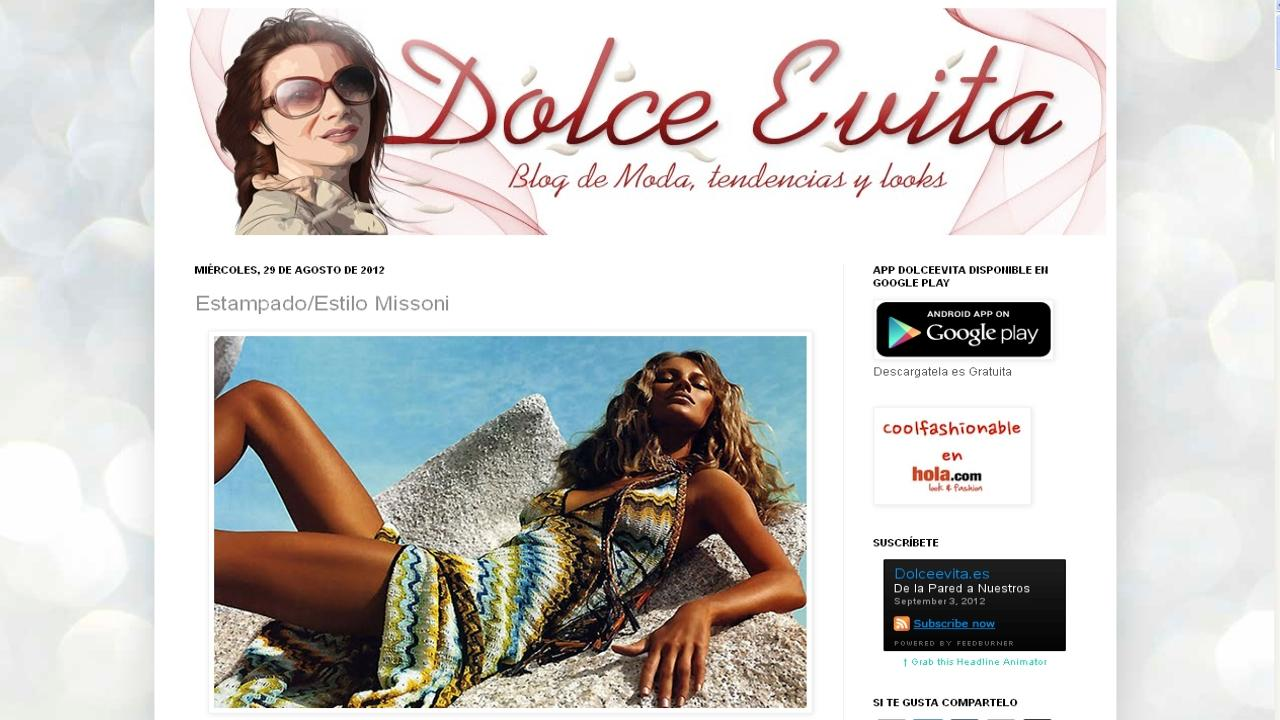 DolceEvita- screenshot