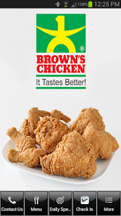 Brown's Chicken - screenshot thumbnail