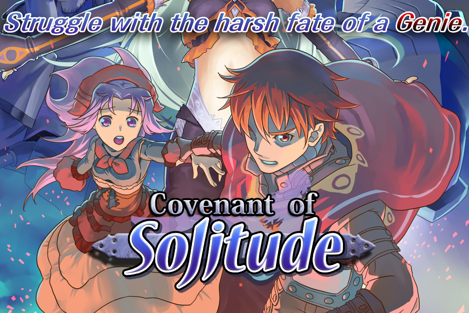 RPG Covenant of Solitude - screenshot