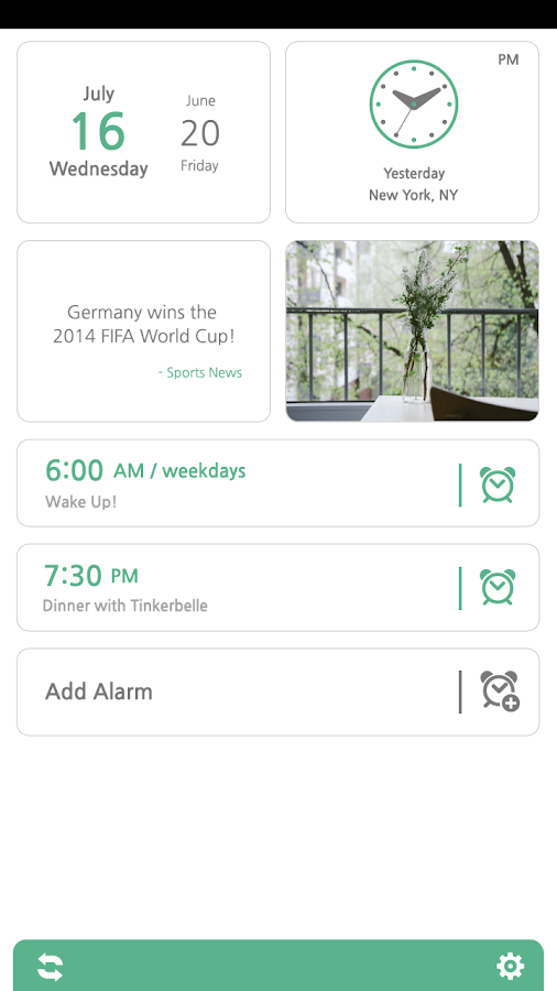 Morning Kit - Smart Alarm- screenshot