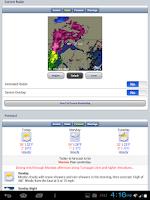 Screenshot of Alaska Tides & Tide Charts