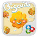 Biscuit GO Launcher Theme icon