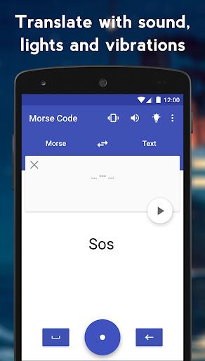 Morse Code+