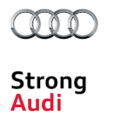 Strong Audi DealerApp