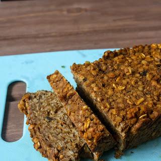 Pumpkin Chili Lentil Loaf.