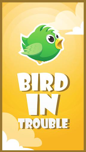 Bird in Trouble