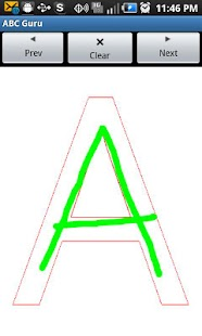 Learn to Write Alphabets- screenshot thumbnail