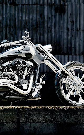 定制摩托车游戏