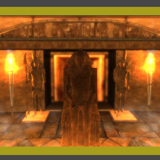 Ancient Egypt Live Wallpaper 個人化 App LOGO-APP開箱王