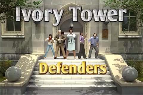 Ivory Tower Defenders- screenshot