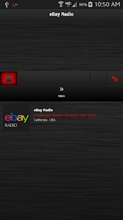 eBay Radio- screenshot thumbnail