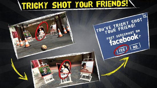 Tricky Shot Soccer (Football)- screenshot thumbnail