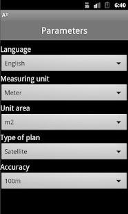 A2 - Area Measurement - screenshot thumbnail