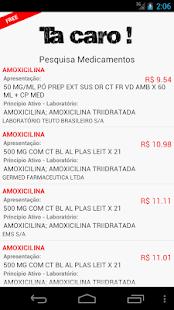 Preços de Medicamentos- screenshot thumbnail