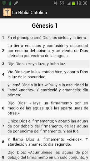La Biblia Católica Apps On Google Play
