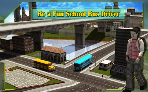 School Bus Driver 3D Simulator