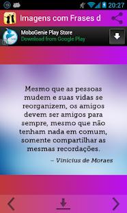 Imagens com Frases de Amizade - screenshot thumbnail