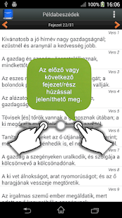 Biblia Magyarul screenshot