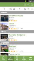 Screenshot of Amsterdam Travel Guide – mTrip