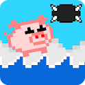 Flappy Pig (Sans pub) icon