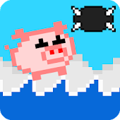 Flappy Pig (Ad free, no ads)