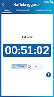 Screenshot of EnergyWatch Sverige