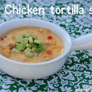 Copycat Tortilla Soup Recipes.