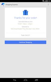 Google Express Screenshot 20