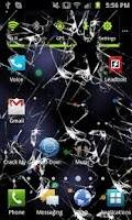 Screenshot of Crack My Screen Prank