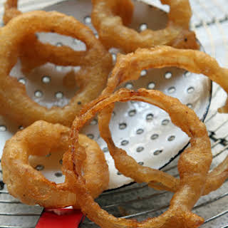 Hooters Onion Rings.