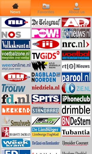 Nederlandse Kranten NL