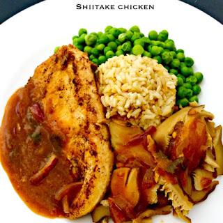 Shiitake Chicken
